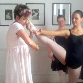 Workshop with Diane Finch 2013