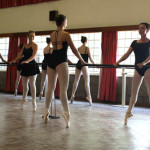 Newcastle Ballet Workshop 2013