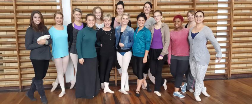Dance Teachers Diploma 2014