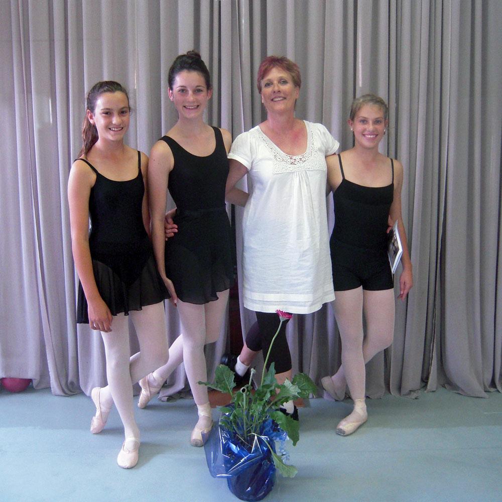 Diane Finch Workshop