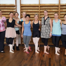 Dance Teachers Course 2016