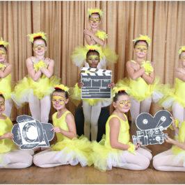 Dancing Movie Stars