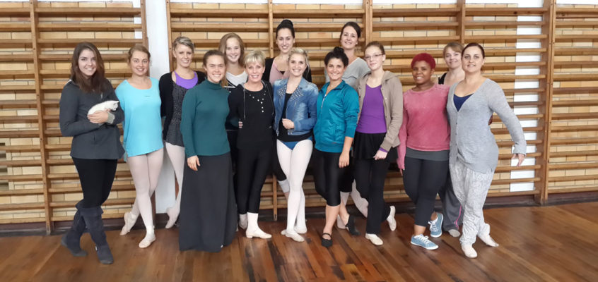 Dance Teachers Diploma 2014